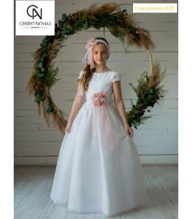 Vestido de comunión - 07740