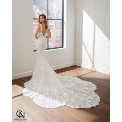 Vestido de novia LEILANI - Luna Novia