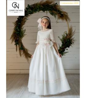 Vestido de comunión - 07741