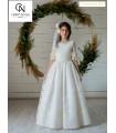 Vestido de comunión - 07742