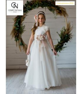 Vestido de comunión - 07744