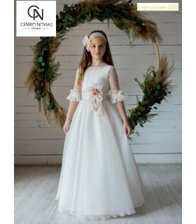 Vestido de comunión - 07745