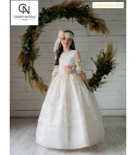 Vestido de comunión - 07746