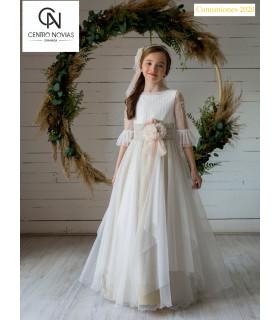 Vestido de comunión - 07747