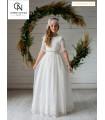 Vestido de comunión - 07748