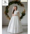 Vestido de comunión - 07749