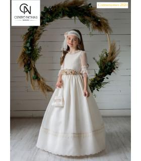 Vestido de comunión - 07750