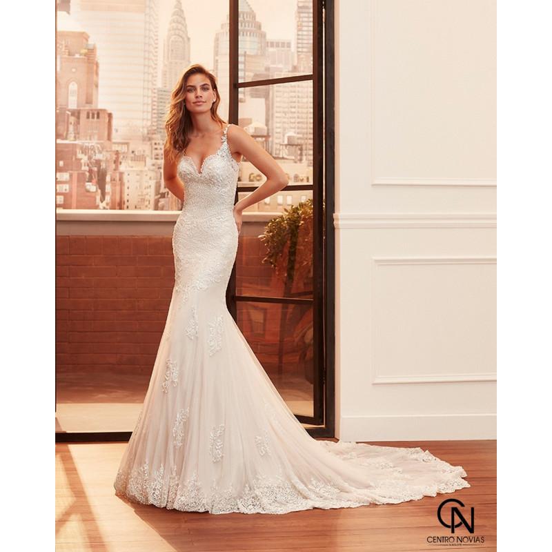 Vestido de novia LENOX - Luna Novias