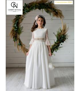 Vestido de comunión - 07751