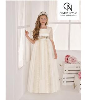 Vestido de comunión - 07826
