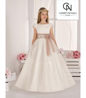 Vestido de comunión - 07837