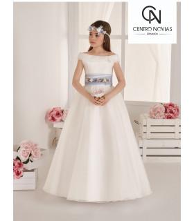 Vestido de comunión - 7839