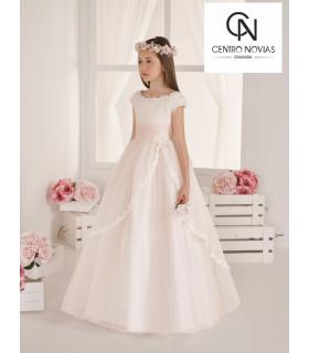Vestido de comunión - 07833