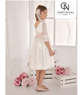 Vestido de comunión - 07841