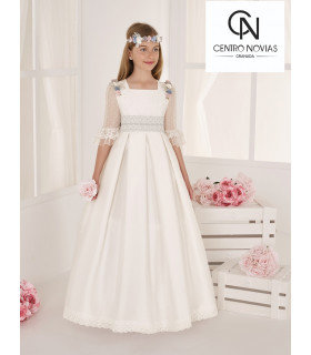 Vestido de comunión - 07824