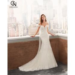 Vestido de novia LEOLA - Luna Novias