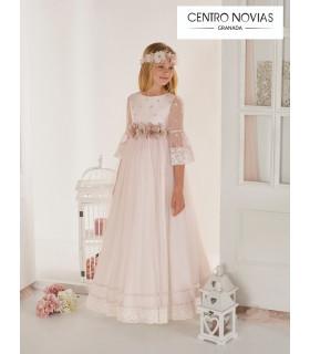 Vestido de comunión - 07813
