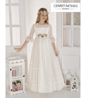 Vestido de comunión - 07814