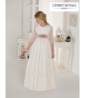 Vestido de comunión - 07815