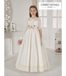 Vestido de comunión - 07812