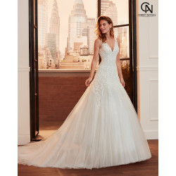 Vestido de novia LEVANA - Luna Novias