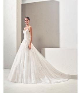 Vestido de novia FINBAR - Adriana Alier