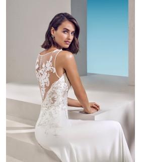Vestido de novia FEBRERO - Adriana Alier