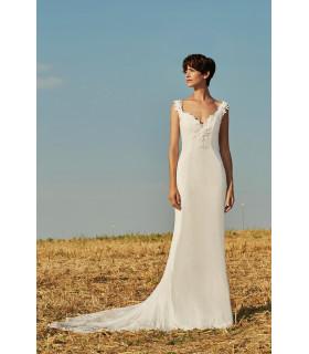 Vestido de novia  SALVE - Silvia Fernandez