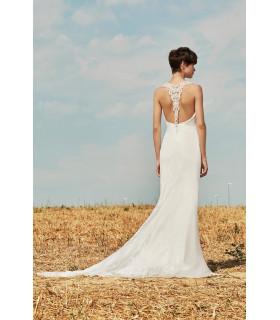 Vestido de novia SAUVAGE - Silvia Fernandez