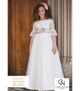 Vestido de comunión - 07662