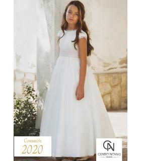 Vestido de comunión - 07660