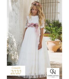 Vestido de comunión - 07646