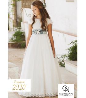 Vestido de comunión - 07658