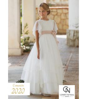 Vestido de comunión - 07664