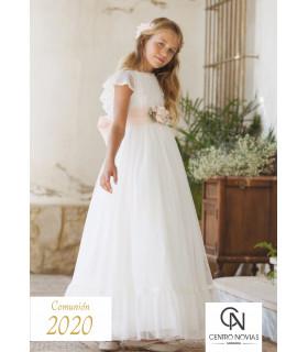 Vestido de comunión - 07668