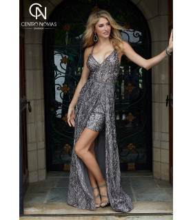 Vestido de fiesta 45018 MORILEE PROM