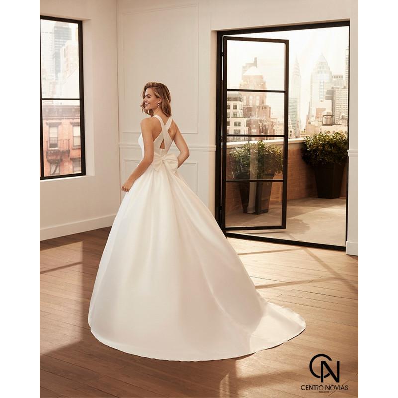 Vestido de novia LUKI - Luna Novias