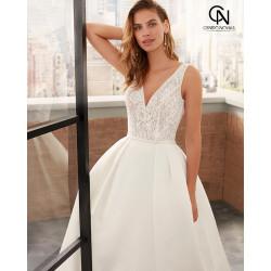 Vestido de novia LUX - Luna Novias
