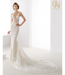 Vestido de novia JOAB 19407- Nicole Spose