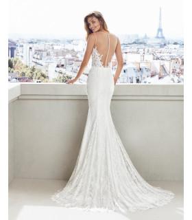 Vestido de novia VALONIA - Luna Novias