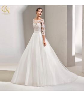 Vestido de novia FEDOR - Adriana Alier