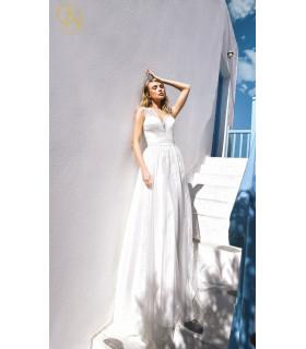 Vestido de novia MB001- Bo´M