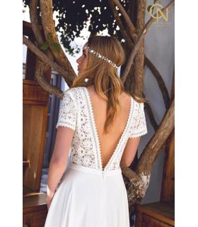 Vestido de novia MB003- Bo´M