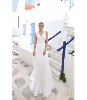 Vestido de novia MB019- Bo´M