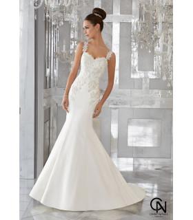 Vestido de novia 5575 - MORILEE