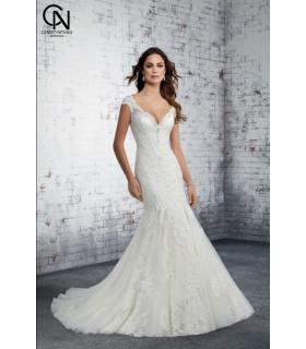 Vestido de novia 51407 - MGNY