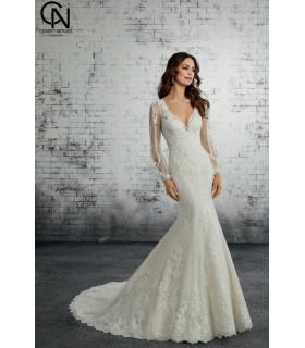 Vestido de novia 51422 - MGNY