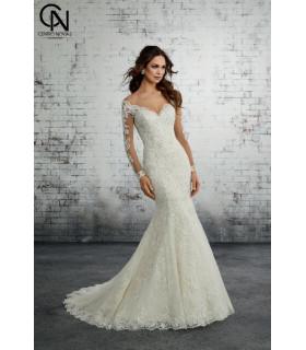 Vestido de novia 51432 - MGNY