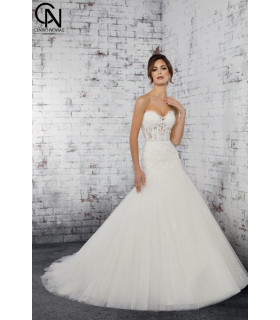 Vestido de novia 51425 - MGNY