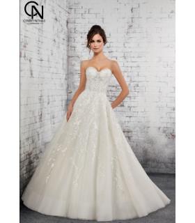 Vestido de novia 51434 - MGNY
